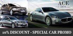 Back to Back Discounts - Special Car Promo