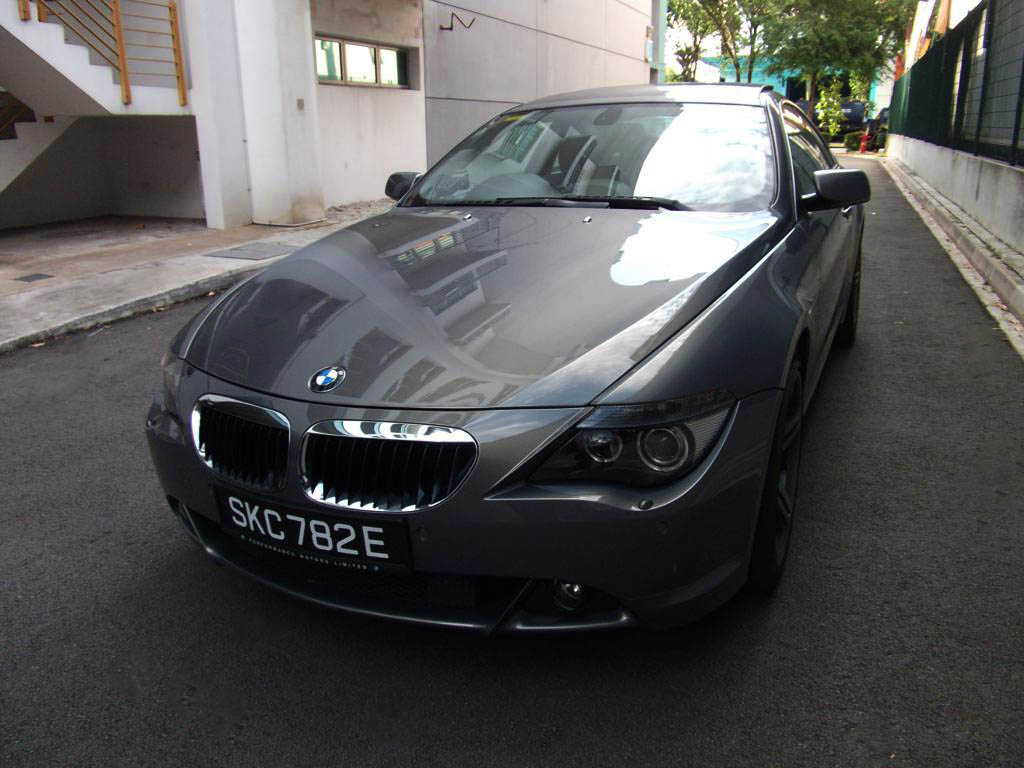 Short Term Car Rental >> Rent a BMW 6 Series 630Ci Coupe by Ace Drive Car Rental