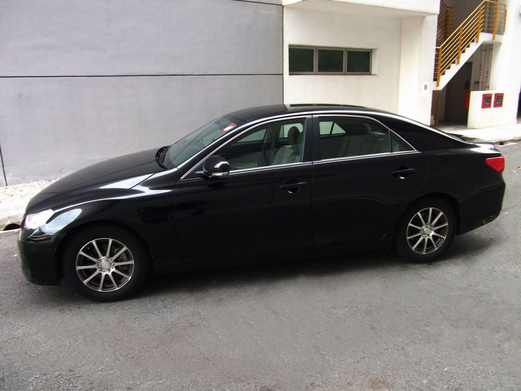 Requirements To Rent A Car >> Rent a Toyota Mark X 250G by Ace Drive Car Rental