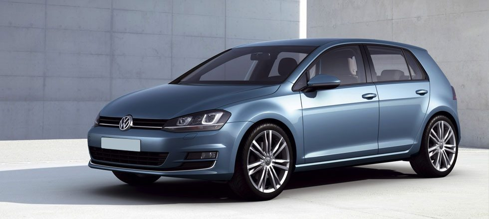 Volkswagen Golf by Ace Drive Car Rental Singapore