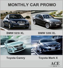 Great Singapore Sale - Monthly Car Promo