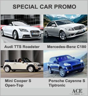Great Singapore Sale - Special Car Promo