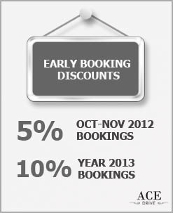 Early Booking Promo August 1st Fortnight Promo