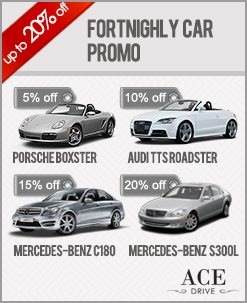 Fortnightly Car Rental Promo For September 1st Fortnight 2012