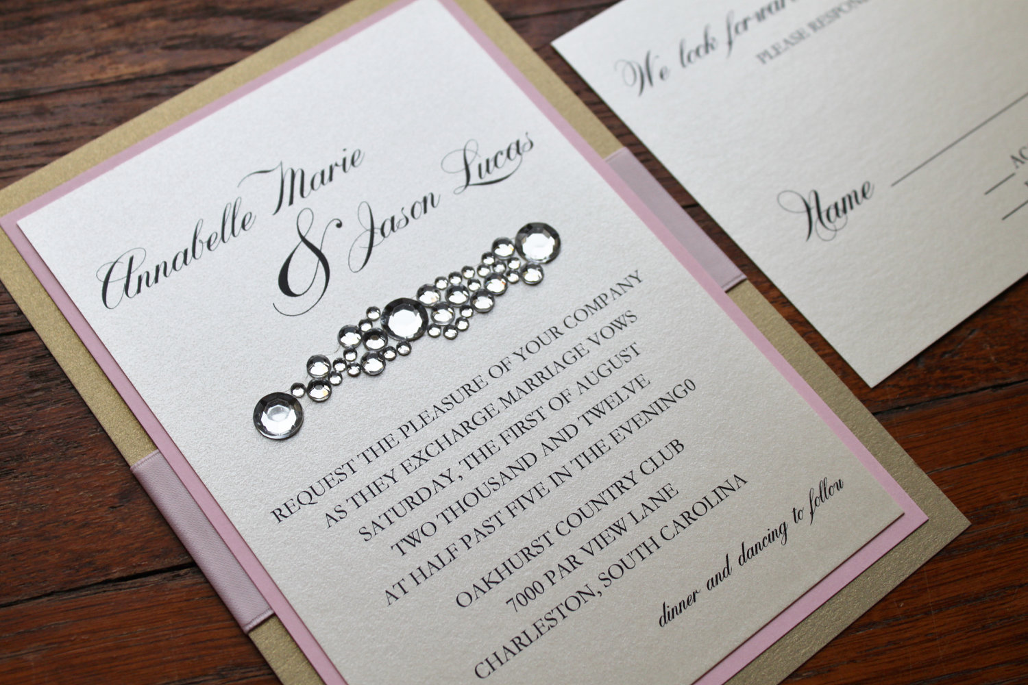 Wedding Card Invitation Ideas: Do It Yourself Wedding Invitations Ideas