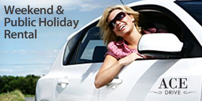 Weekend Car Rental in Singapore