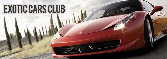 Car Club in Singapore