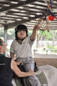 RDA Offering Free Therapeutic Horse Riding Programmes For the Disabled
