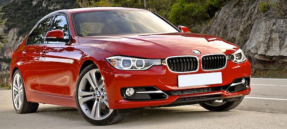 BMW 316i Sport by Ace Drive Car Rental Singapore