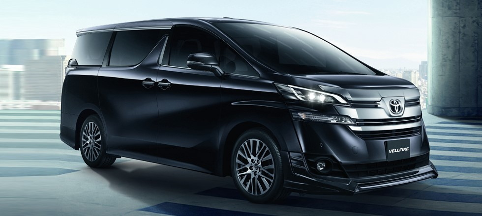 2015 Toyota Vellfire by Ace Drive Car Rental Singapore