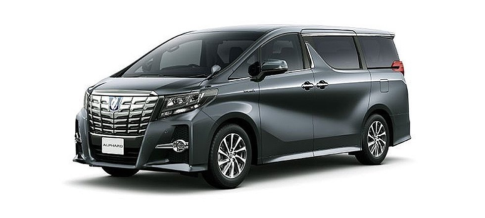 2015 Toyota Alphard by Ace Drive Car Rental Singapore