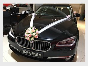 Wedding Car Decorations Wedding Car Decors Singapore