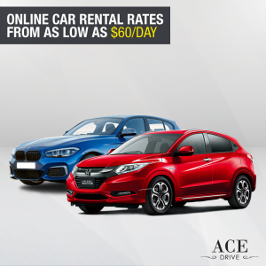 Online Car Rental Rates from as Low as $60/Day